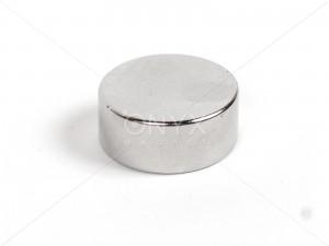 Неодимовый магнит малый диск (шайба) 20х8мм