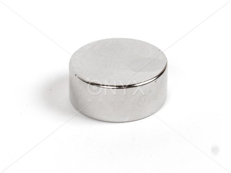 Неодимовий магніт малий диск (шайба) 20х8мм