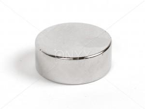 Неодимовый магнит малый диск (шайба) 25х10мм