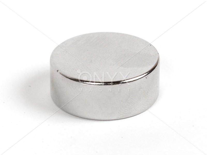 Неодимовий магніт малий диск (шайба) 25х10мм