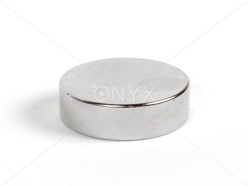 Неодимовий магніт малий диск (шайба) 25х8мм