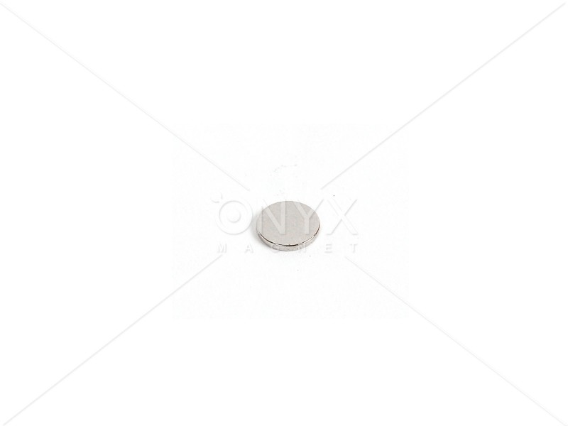 Неодимовий магніт малий диск (шайба) 5х1мм