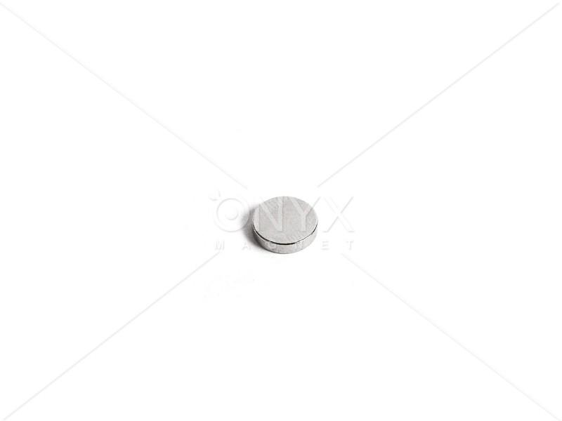 Неодимовий магніт малий диск (шайба) 6х2мм