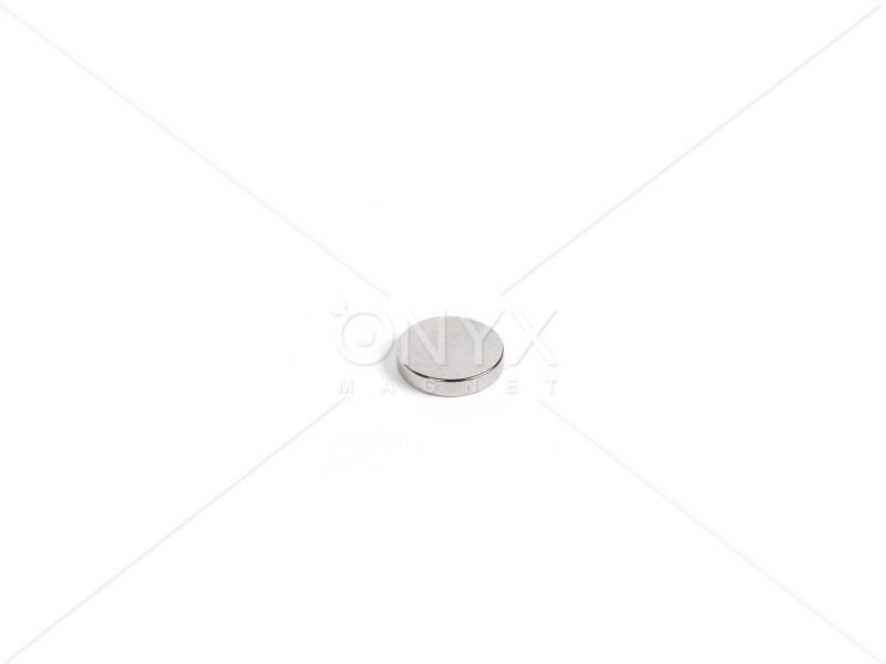 Неодимовий магніт малий диск (шайба) 6х3мм