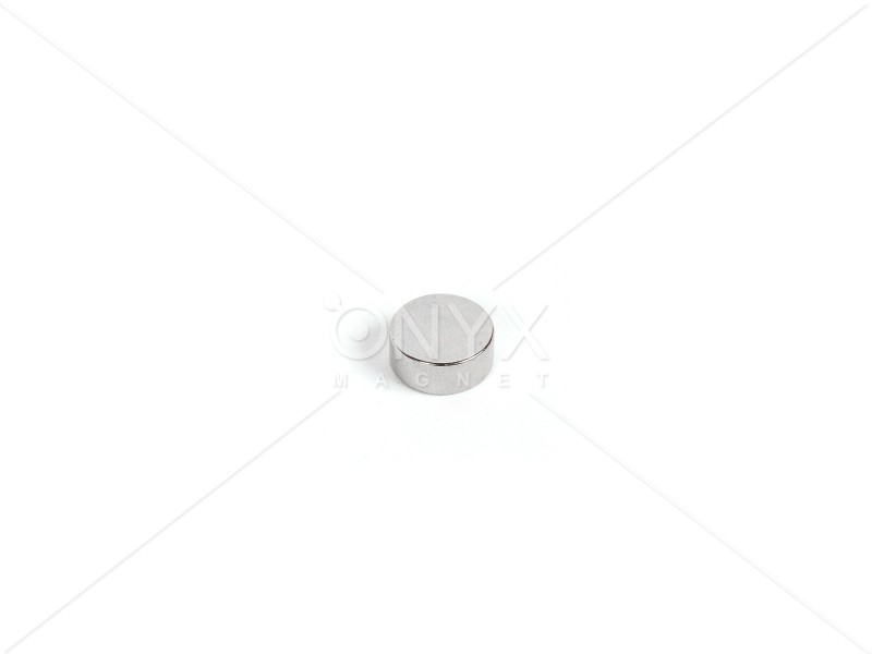 Неодимовий магніт малий диск (шайба) 6х5мм