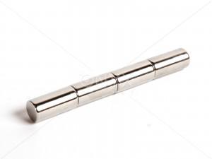 Неодимовий магніт пруток (циліндр) 12х25мм