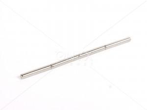 Неодимовий магніт пруток (циліндр) 4х25мм