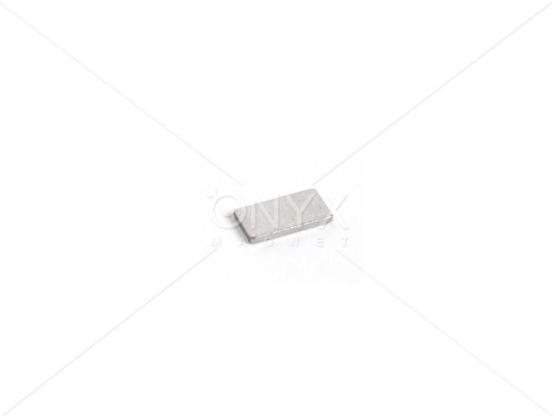 Неодимовий магніт прямокутник 10х5х1мм