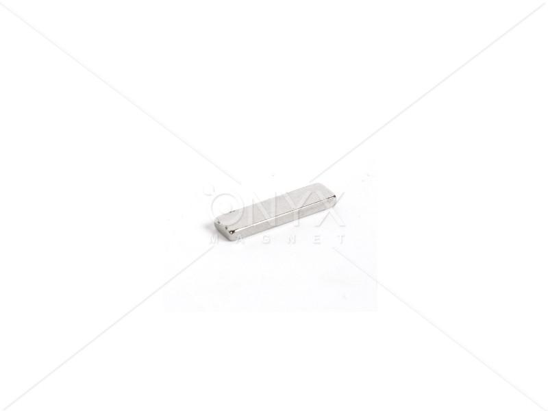 Неодимовий магніт прямокутник 20х5х2мм