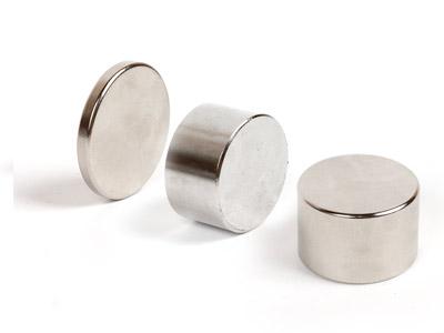 Большие магнитные диски (шайбы)