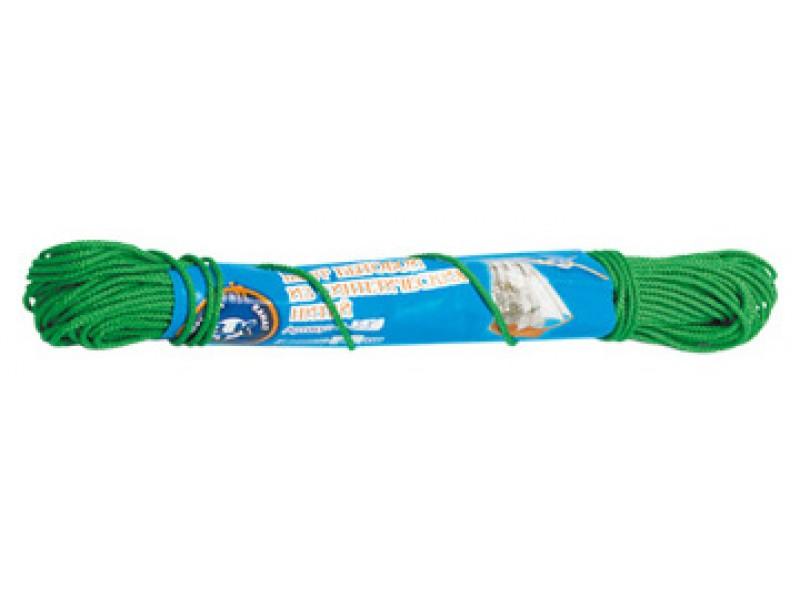 Мотузка господарська плетена В-25 (2 мм 25 м)