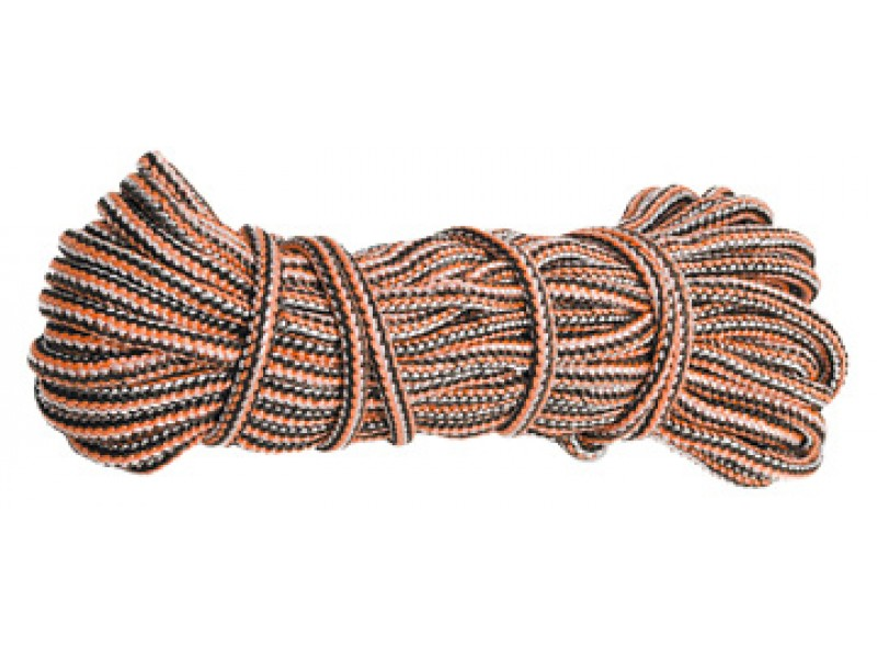 Веревка хозяйственная плетеная В-29 (6 мм 15 м)
