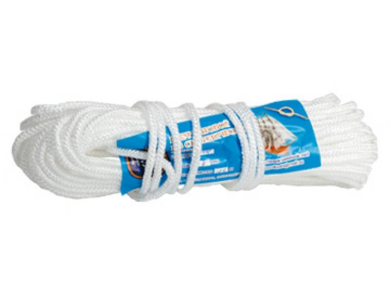 Верёвка хозяйственная кручёная В-14 (7 мм - 10 м)